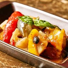 季節野菜のラタトゥイユ