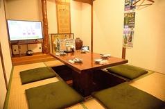琉球居酒屋さむらいの雰囲気2