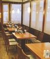 2~4名様向けテーブル席
