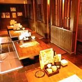 串焼菜膳 和み 岩倉店の雰囲気2