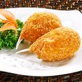 料理メニュー写真蟹爪の揚げ物