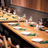 忘年会や各種宴会で人数に応じたレイアウトで素敵な時間を。16名個室、24名団体席、50名団体席、90名貸切などなどご予約はお早めに★