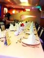 各種ご宴会にご利用いただけるよう豊富なコースや飲み放題もご用意しております