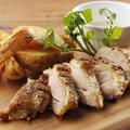 料理メニュー写真伊達鶏のグリル