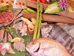 瀬戸内 天然魚 Osteria Port ポルトの特集写真