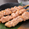 【鶏串(塩・タレ)】 せせり串