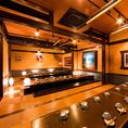最大150名様までOK☆大型宴会に最適な宴会席です◎広々空間でお客様だけの宴会を!