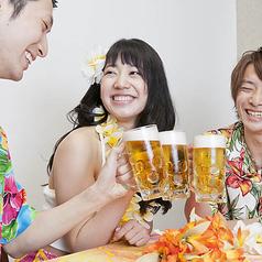 ハワイアンビアガーデン BBQ水戸の写真