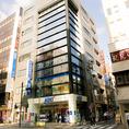 五反田駅【西口】徒歩2分目黒川を渡ってすぐの左手のビル5階★紳士服のAOKIのビル。★立正大学からも近いですよ!