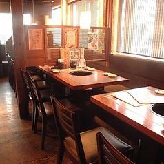 牛角 姫路飾磨店 炭火焼肉酒家の雰囲気1
