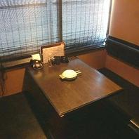 拝島で雰囲気自慢の2名様個室♪
