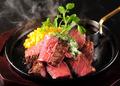 料理メニュー写真USプライム ロースステーキ