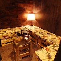 全席充電&Wi-Fi完備!!VIP完全個室有ります♪