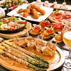 肉と野菜の串焼きバル MEECHOS ミーチョスのおすすめ料理1