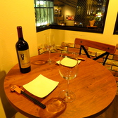 デート利用にもおすすめ!雰囲気抜群の店内でお肉とワインをご堪能ください…♪