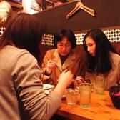 女子会×3名。毎日たくさんの女子会が開催されてます☆