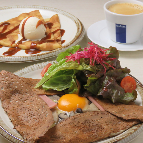 CREPERIE CAFE ガレット屋 AILES(エル)