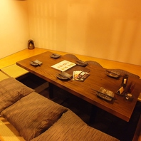【各種ご宴会に】大小さまざまな個室をご用意してます!