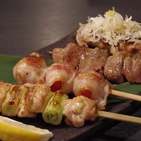 各線「練馬駅」より徒歩3分!美味しい焼き鳥とお料理に合うお酒が楽しめるお店♪