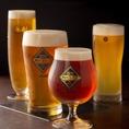 """醸造家のお客様の対話から生まれたスペシャリティビール『隅田川ブルーイング』。エールビールならではの""""華やかさ""""と、日本人の嗜好に合った""""飲みやすさ""""の最適なバランスを追及。"""