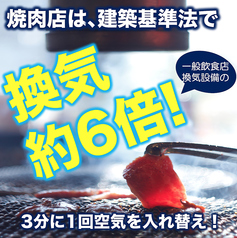 火の国 浜松中田店の雰囲気1