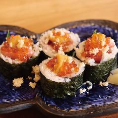 とったりの巻き寿司