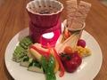 料理メニュー写真彩り野菜のバーニャカウダー