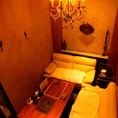 VIPルーム ゆったりとした空間となっております!