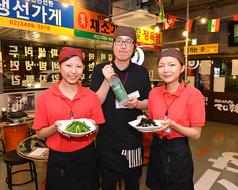 韓国情熱屋台 てじ韓 東海市店の雰囲気1