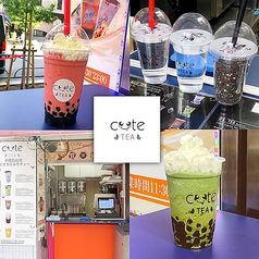 Cute TEA 大久保店の写真