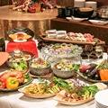 料理メニュー写真多様なシーンの宴会・パーティーにぴったりのビュッフェスタイルコース!