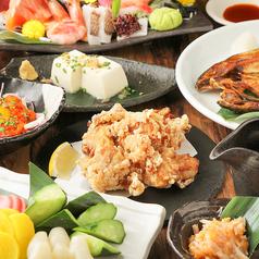 創作和食居酒屋 HIBIKI 栄錦店のコース写真