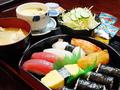 料理メニュー写真お子様寿司