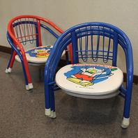 ◆お子様用のいすをご用意◆