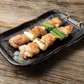料理メニュー写真■岩手大地鶏 ももねぎ間串