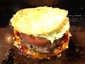 料理メニュー写真あつい飯バーガー/気まぐれパスタ