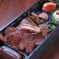 料理メニュー写真黒毛和牛炭火炙り弁当/牛タン炭火炙り弁当
