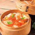料理メニュー写真[東北名物]はらこ飯