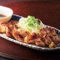 料理メニュー写真鶏ハラミ焼