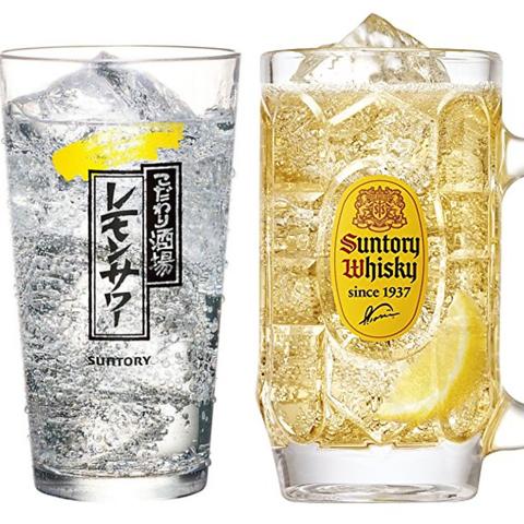 【500円飲み放題】ハイボール・レモンサワー限定60分500円(税別)