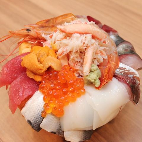 新鮮な海鮮料理なら「おさかな亭」ランチや家族向けはもちろん宴会メニューもご用意!