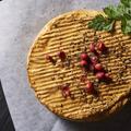 料理メニュー写真丸ごとカマンベールチーズの燻製