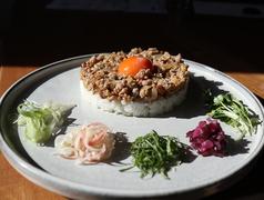 納豆創作料理夏豆の写真