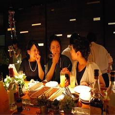 Dining bar 鴨川 Wadiの写真