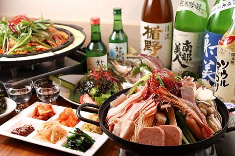 韓国料理屋 poZEN