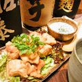 料理メニュー写真安曇野鶏のから揚げ