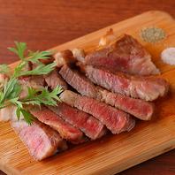 備長炭で焼く 究極のステーキ