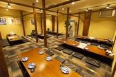 農家と漁師の台所 北海道レストラン 仙台長町店の雰囲気3