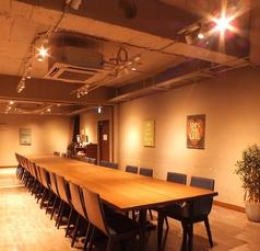 プロント PRONTO 横浜西口店 パーティスペースの写真