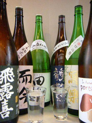 季節で変わるおすすめ日本酒!!その時期にしか味わえない銘酒を是非!!